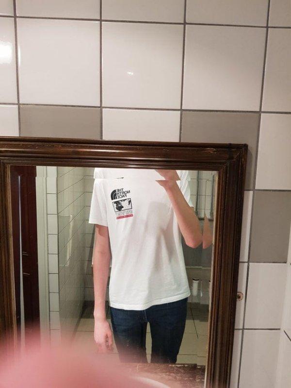 Зеркальная проблема