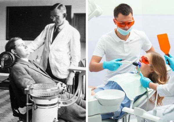 Оборудование современных стоматологов
