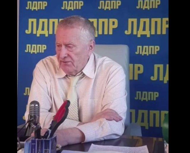 Владимир Жириновский рассказал, как побывал в клубе для людей нетрадиционной ориентации