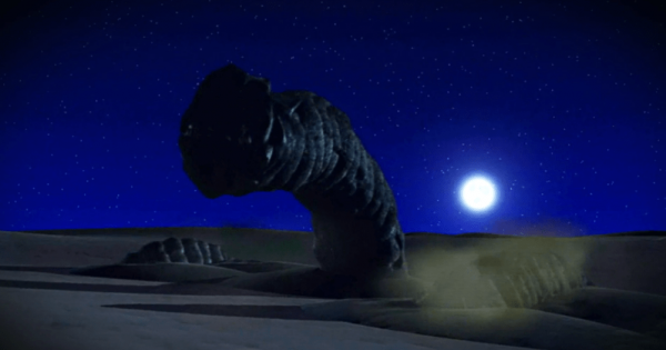 Песчаный червь
