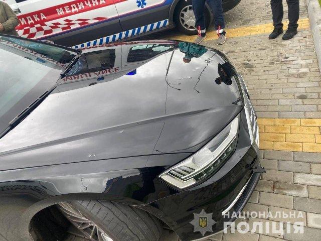 Под Киевом обстреляли машину Сергея Шефира - первого помощника Владимира Зеленского
