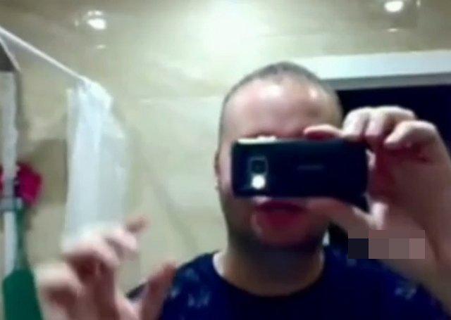Видеопривет из 2007 года