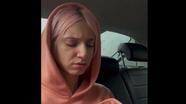 Дашу Канарейку отказались везти в такси из-за странной ситуации