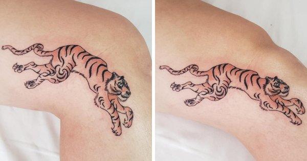 Бегущий тигр, затаившийся дракон
