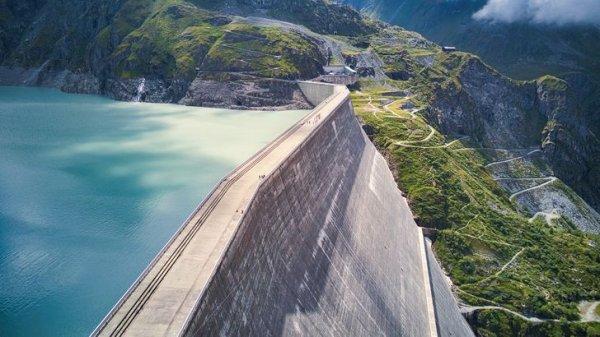Плотина Гранд-Диксенс — самая высокая в Европе