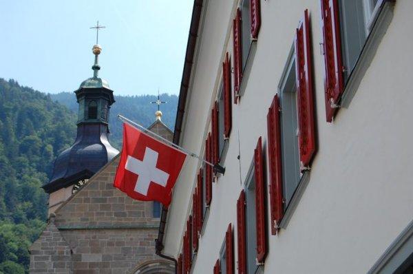 А вы знали, что флаг Швейцарии — квадратный?
