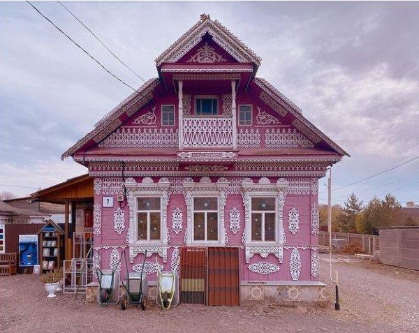 Дом на хуторе Дроздово