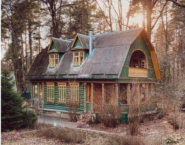 Здесь могли бы жить Томми и Аника из «Пеппи Длинный чулок»