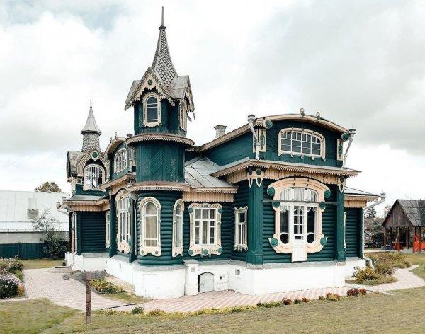 Загородный дом Шорина