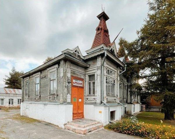 Дом судовладельца Мартемьяна Морозова в Гороховце