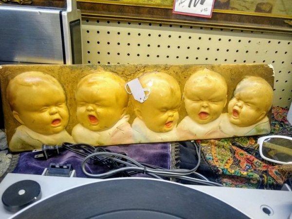 Не желаете ли стену с плачущими младенцами?