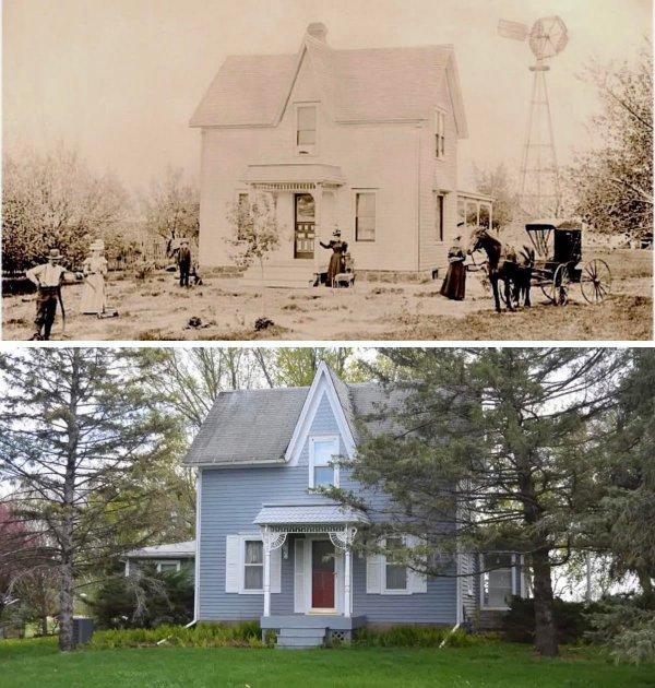 Моя семейная ферма, 1900 и 2000 годы