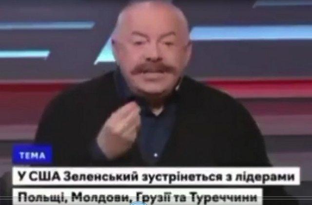 Интересные рассуждения на украинском телевидении: Вена была це Украиной