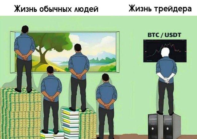 Шутки и мемы от инвесторов