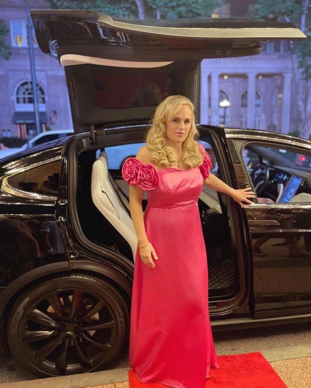 Ребел Уилсон - невероятное похудение голливудской актрисы, которая скинул 30 килограммов