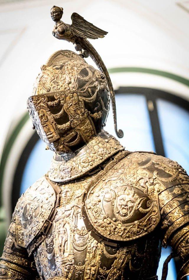 Броня императора Священной Римской империи Фридриха II