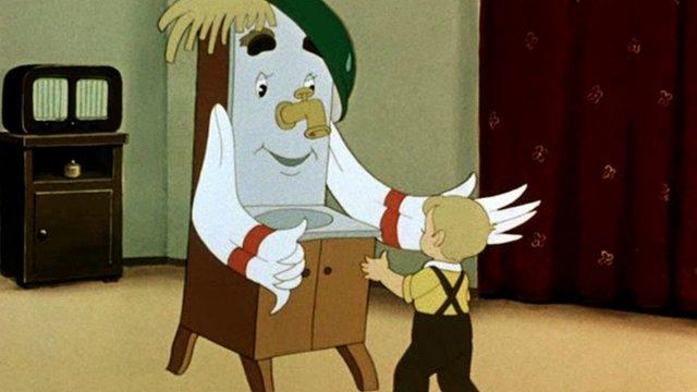 Мойдодыр из одноимённого мультфильма