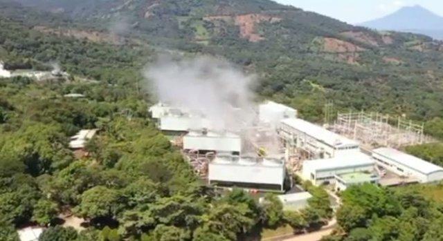 Прогресс в Сальвадоре: там открыли станцию по добыче Bitcoin, работающую на вулканической энергии