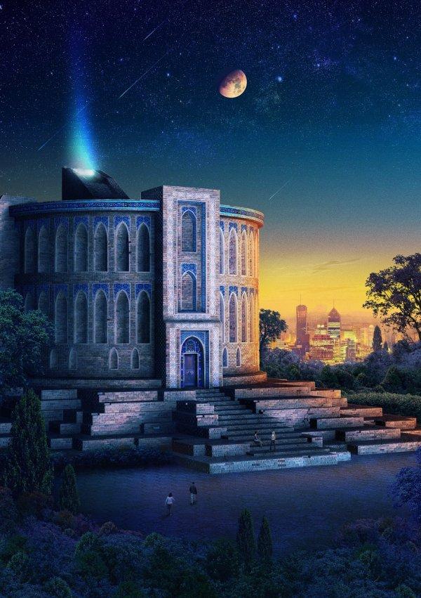 Константинопольская обсерватория Такиюддина