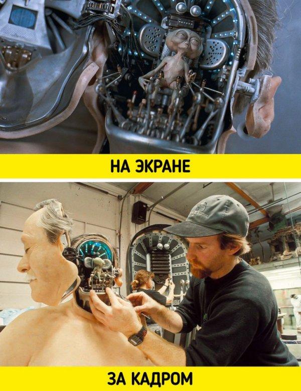 Вот как выглядел инопланетянин из «Людей в черном» на самом деле