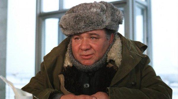 Георгий Данелия и Евгений Леонов