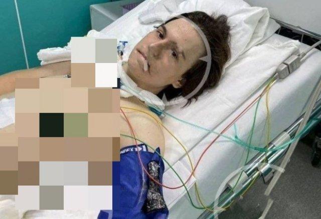 Первое фото Тимура Бекмансурова из больницы