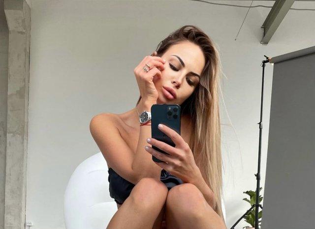 Диана Мамонтова - девушка Саши Шпака, с которой он решил попробовать вновь