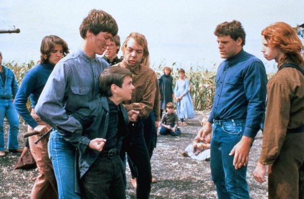 Дети кукурузы (10 фильмов и 1 ремейк, 1984-2020)