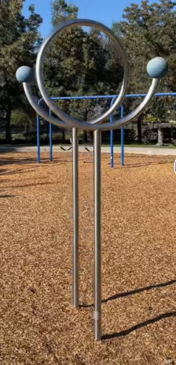 лазалка для детей без особого назначения