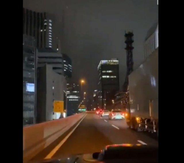 Возле Токио произошло землетрясение магнитудой 6,1 балла