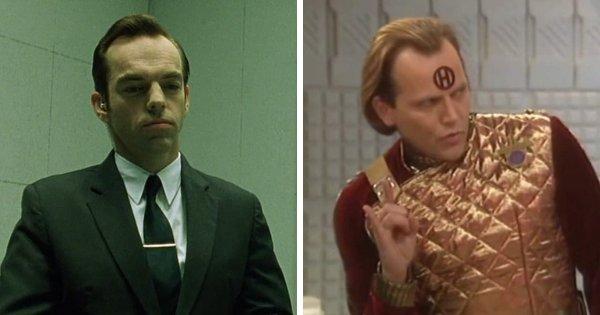 Агент Смит — Мэттью Марш в сериале «Красный карлик» (1988-…)