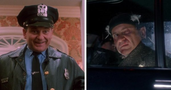 «Мокрые бандиты» Гарри и Марвин из фильма «Один дома» (1990)