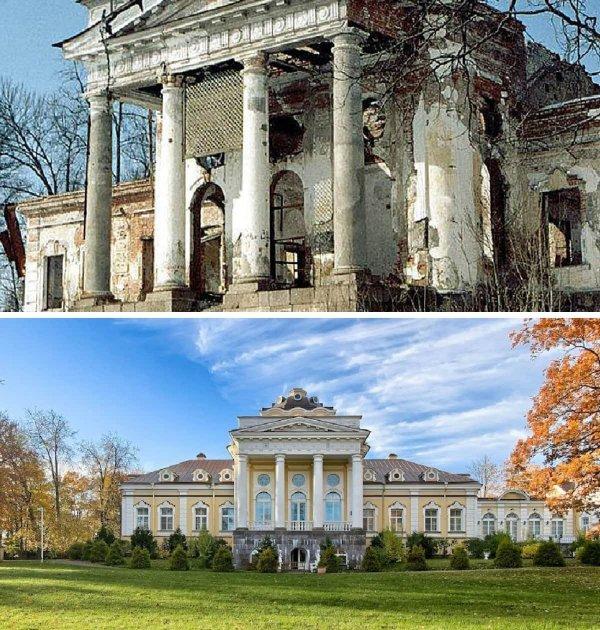 Дворец Елизаветино, Санкт-Петербург