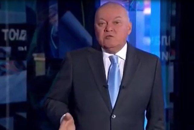 Дмитрий Киселев отчитал непривитых россиян
