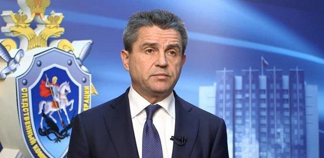 Умер первый первый официальный представитель Следственного комитета РФ Владимир Маркин