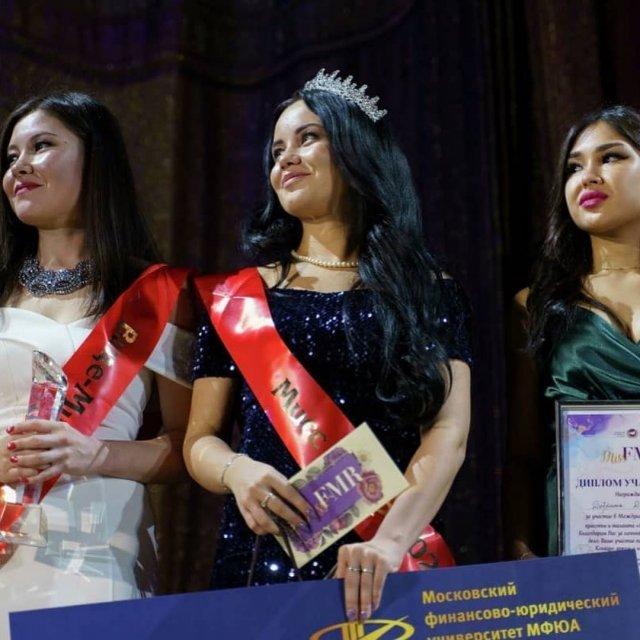 Рушана Каримова - победительница конкурса среди мигранток «Мисс федерация мигрантов России-2021»