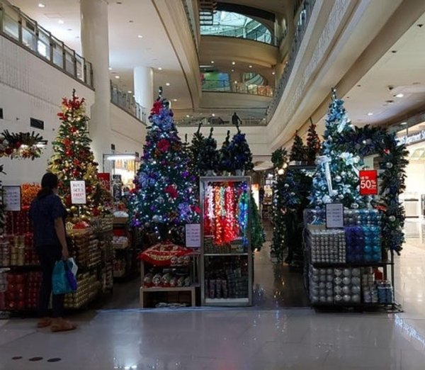 На Филиппинах уже в сентябре неофициально стартует подготовка к рождественскому сезону