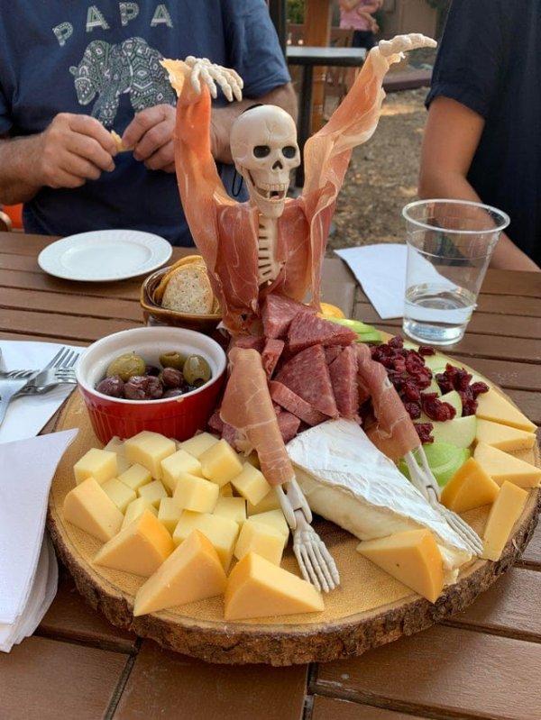 Мясной скелет