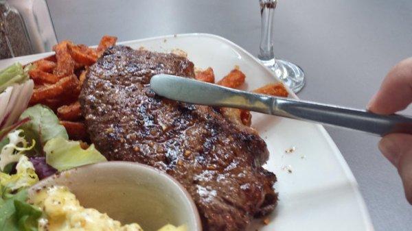 Нож в кафе Хитроу — всё ради безопасности