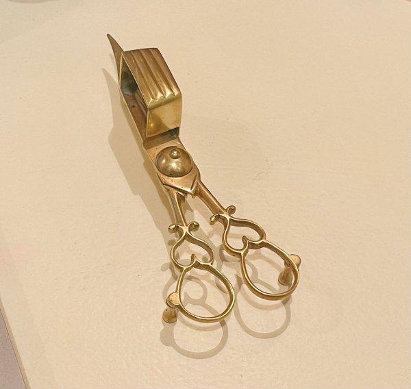 Ножницы для обрезки фитиля свечи