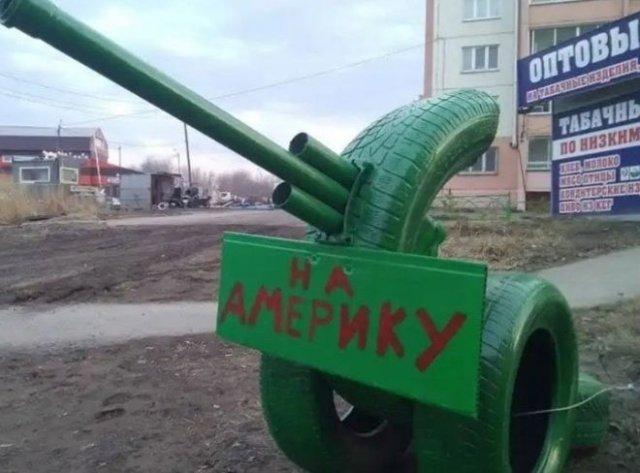 Странные и смешные ситуации, с которыми можно столкнуться лишь в России
