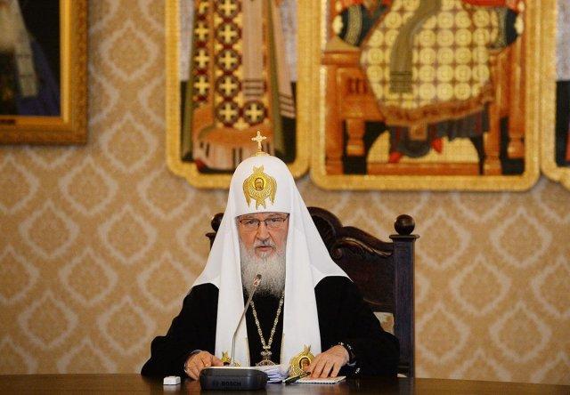 Патриарх Кирилл предложил свой метод борьбы с «колумбайнами»