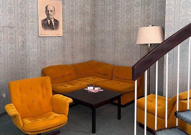 """Почувствуй себя в 70-х - необычный ремонт в гостинице """"Прибалтийская"""" в Петербурге"""