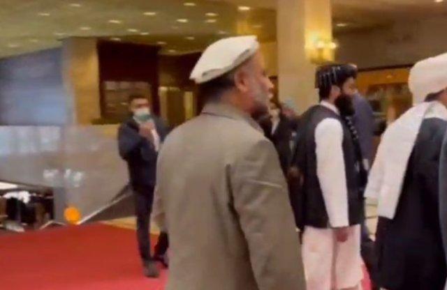 "Представители ""Талибана""* прибыли в Москву"