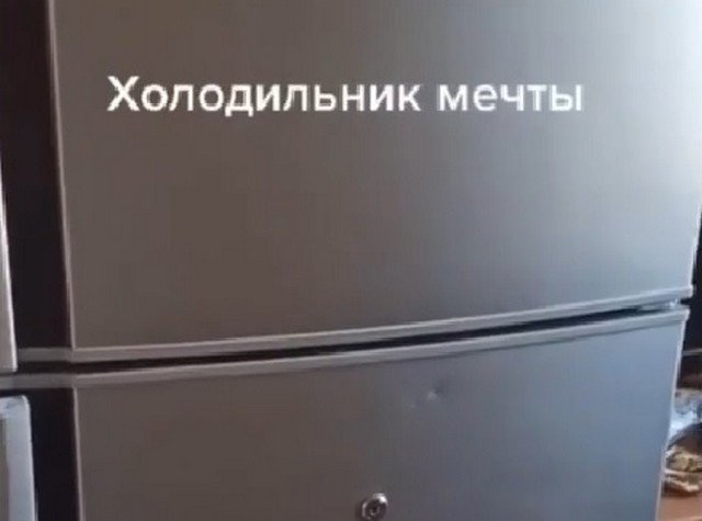 Перед вами холодильник мечты