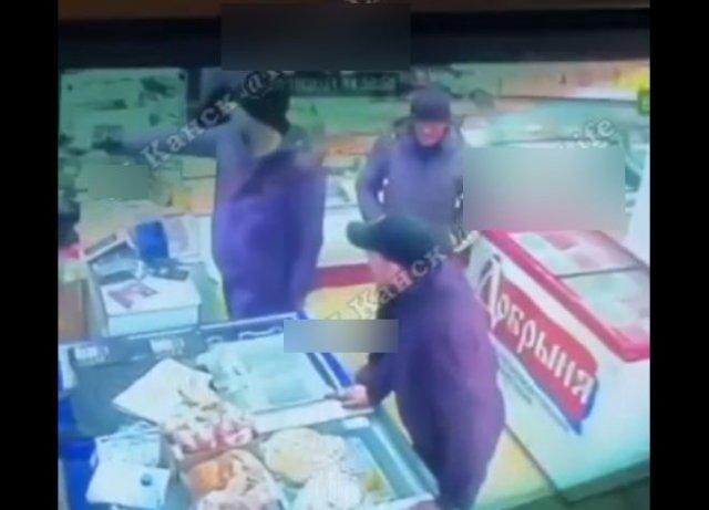 Ограбление века: в Канске парни пытались ограбить магазин с игрушечным пистолетом