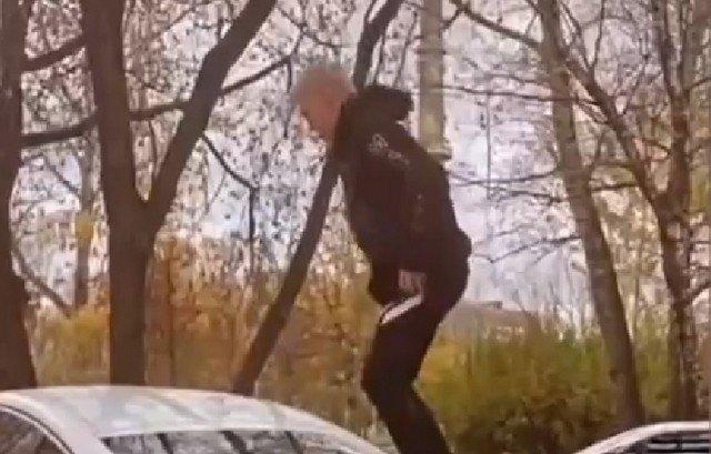 Даня Милохин и его опасный трюк