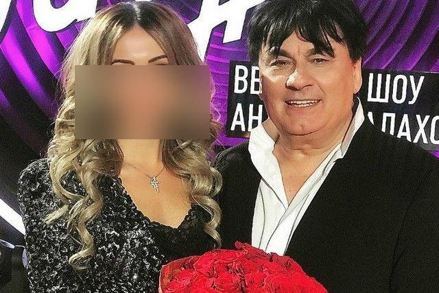 """Мишель Серова - дочь Александра Серова, исполнителя хита """"Я люблю тебя до слез"""""""