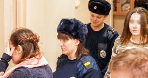 «Хабаровским живодеркам» Алене Савченко да Алине Орловой вынесли приговор