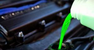 27 литров антифриза за последние полгода (6 фото)